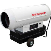 Heat Wagon High Pressure Oil Forced Air Heater DF400 - 400K BTU