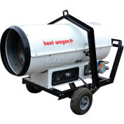 Heat Wagon Ductable Dual Fuel Heater DG250 - 250K BTU