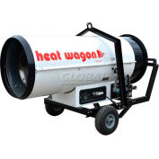 Heat Wagon Ductable Dual Fuel Heater DG400 - 400K BTU