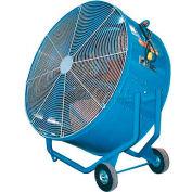 """Sure Flame 42"""" Construction Fan FN42 1 HP 14000 CFM"""