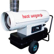 Heat Wagon Oil Indirect Fired Heater HVF110 - 110K BTU, Ductable