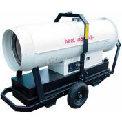 Heat Wagon Heavy Duty Oil Indirect Fired Heater HVF410HD 400,000 BTU Ductable