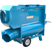 Sure Flame Indirect Fired Heater IX405 , Dual Fuel, Natural Gas Or Propane, 120V, Ductable, 400K BTU