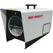 Heat Wagon Electric Heater P1800-1 - 18/12 KW, 65000 BTU, 240V, 1 Phase