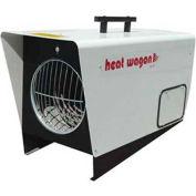 Heat Wagon Electric Heater P1800-1 - 18/12 KW, 65000 BTU, 240V, 1 Phase