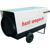 Heat Wagon Electric Heater P4000 - 40/32/16 KW, 136500 BTU, 480V, Ductable