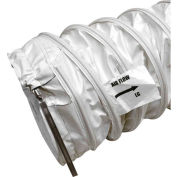 "Heat Wagon 25' Long Heater Duct WD2025, 20"" Diameter"