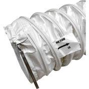 "Heat Wagon 25' Long Heater Duct WD825, 8"" Diameter for Heat Wagon VG175"