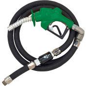 Husky VIIIS Heavy Duty Pressure Activated Diesel Nozzle w/Waffle Splash Guard - 10481-03