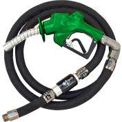 "Husky VIIIS HD Press Active Diesel Noz w/Waffle Splash Guard, 1""x11'9"" Hardwall Whip Hose-10698-03"