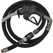 "Husky VIIIS HD Press Active Diesel Noz w/Waffle Splash Guard, 1""x11'9"" Hardwall Whip Hose-10698-04"