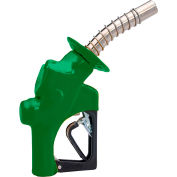 Husky VIIIS Heavy Duty Pressure Activated Diesel Nozzle w/3-Notch Hold Open Clip - 177610-03