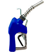 Husky XFS Unleaded Nozzle w/3-Notch Hold Open Clip, Full Grip Guard & Hook - 337004N-01