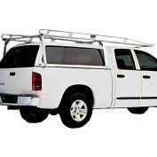 Aluminum Hauler II Camper Shell Rack - Standard Cab 8' Bed/Ext./Crew Cab With 6.5' Bed C11U2873-1