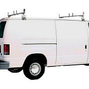 Universal Aluminum Van Rack ULRE-1