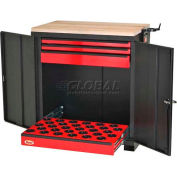 Huot® 77270 Workstation for HSK63A Taper Toolholders