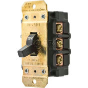 Standard Toggle Switch 40 AMP, 2 Poles