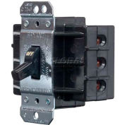 Toggle Switch-Front Wire 60 AMP, 600V 3 Poles