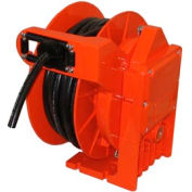 Hubbell A-231B Commercial / Industrial Cable Reel - 16/3C x 40', Cast Aluminum, Cord Included