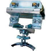 """Hubbell F-IT-S3/5.7R3 Adjustable S-Beam Intermediate or Tow Trolley For Cable -0.94"""" - 1.25""""Dia."""