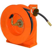 "Hubbell GHA3825-L Low Pressure Hose Reel for Air / Water - 3/8""x 25' 300 PSI"