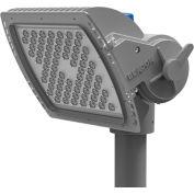Hubbell AL-D/72L-220/5K7/5X5/UNV/SF3/MTT Alpha LED Flood, 220W, 20000L,5000K,5x5,Slipfitter,Titanium