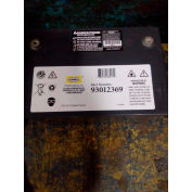 12V, 78A Sealed Lead Acid Replacement Battery