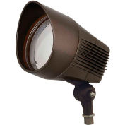 Hubbell BUL-1L-4K-U Compact LED Flood, 21W, 1900L, 4000K, 120-277V, Wet location, Dk Bronze