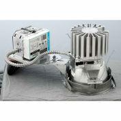 "Hubbell RLF6SL Retro 6"" LED DL Housing, 0-10V Dim, Energy Star, Non-IC, Wet loc,Use w6LFLED Trim"