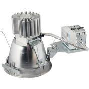 "Hubbell RLF8SL Retro 8"" LED DL Housing, 0-10V Dim, Energy Star, Non-IC, Wet loc,use w8LFLED Trim"