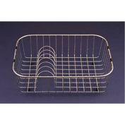 "Houzer RB-2500 Wirecraft 6"" High Rinsing Basket"