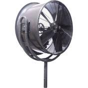 Jetaire® 24 Inch High Velocity Fan, Non-Oscillating, 115V, 1PH, 5600 CFM, 1/2 HP, Gray HV2413-V