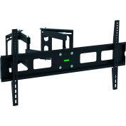 "TygerClaw LCD3408BLK 37""-63"" Corner Wall Monitor Mount - Black"