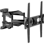 """TygerClaw LCD43909BLK Full Motion TV Wall Mount for 32""""-60"""" Monitors - Blacks"""