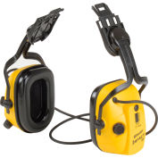 Howard Leight™ 1010632 Impact® Hard Hat Mounted Ear Muffs, Yellow, NRR 21 dB
