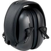 Honeywell VeriShield™ 1035102-VS 100 Passive Earmuffs, Folding, Black, NRR 24