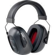 Honeywell VeriShield™ 1035104-VS 100 Passive Earmuffs, Over The Head, Black, NRR 26