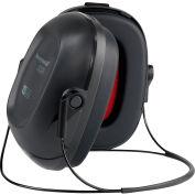 Honeywell Verishield™ Behind-The-Neck Ear Muffs, 22 dB, Black
