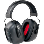 Honeywell Verishield™ Over-The-Head Ear Muff, Dielectric, 25 dB, Black