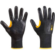 CoreShield® 22-7913B/8M Cut Resistant Gloves, Smooth Nitrile Coating, A2/B, Size 8