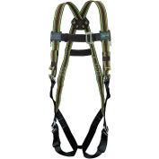 Miller DuraFlex® Stretchable Harness, Tongue Sub-Strap Buckle, Universal, E650-58/UGN
