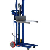Vestil Hydra Lift Cart - 4 Wheel - 750 Lb. Capacity HYDRA-4