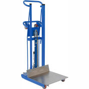 Vestil Hydra Lift Cart - 4 Wheel - 1000 Lb. Capacity HYDRA-HD