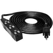 Hydrofarm Extension Cord, 120V, 25 Ft.