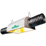 """Hydrofarm Daystar AC Reflector, 6"""" Flange, Lens Included"""