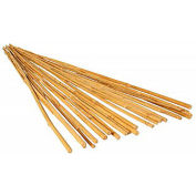 GROW!T HGBB4 4' Bamboo Stakes, Natural Color, 25 Pack