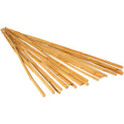 GROW!T HGBB6 6' Bamboo Stakes, Natural Color, 25 Pack