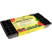 Jump Start JS72CG 72-Cell Greenhouse Tray Flat