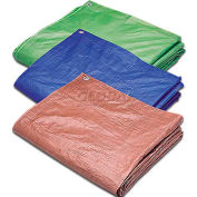 Hygrade Blue Poly Tarp MT-1220, 5 Mil, 12'L X 20'W