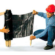 ComfitWear® Silt Fence, 2' x 100', Black